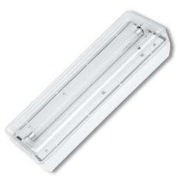 Nouzové záøivkové svítidlo Ecolite EXIT 2 TL248-1x8 - 1x8W, 4000K, NiCd 3.6V 1.5Ah