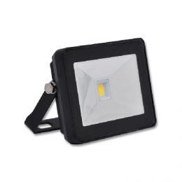 LED reflektor Ecolite SLIM RLHJ30W-CR/4100 - LED reflektor, COB, 30W, IP65, 4100K, èerný
