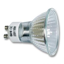 Halogenový zdroj GU10-20 - Halogenová žárovka GU10-20W