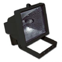 Vysoce úèinný halogenový reflektor 500 R6107-CR - Halogen 500W èerný