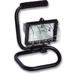 Vysoce úèinný halogenový reflektor REFLECTOR III 500 R6404-CR - Halogen 500W èerný s podstavcem