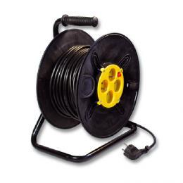 BUBEN prodlužovací kabel Ecolite FBUBEN-25 - Buben 25m, 3 x 1,5mm2