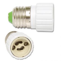 Ecolite ADAPT SOCKET E27 ADAPT-E27/GU10 - Redukce z E27 na GU10