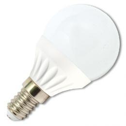 LED žárovka Ecolite LED5W-G45/E14/2700 SMD G45