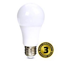 Solight LED žárovka, klasický tvar, 10W, E27, 3000K, 270°, 810lm, WZ505