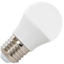 LED žárovka Ecolite LED7W-G45/E27/2700 - LED mini globe E27, 7W, 2700K, 530 lm, SMD G45