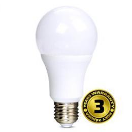 LED žárovka, klasický tvar, 12W, E27, 6000K, 270°, 1010lm, Solight WZ509A