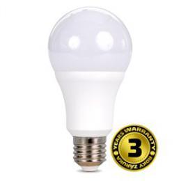 Solight LED žárovka, klasický tvar, 15W, E27, 6000K, 270°, 1220lm, WZ521