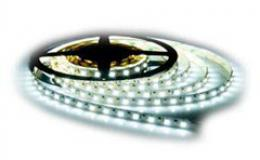 Solight LED svìtelný pás, 5m, SMD2835 60LED/m, 12W/m, IP20, studená bílá