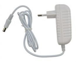 Solight sí�ový adaptér pro LED pásky, 230V - 12V, 2A, 24W, bílá barva, WM701
