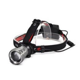 Solight LED èelová svítilna, 300lm, Cree XPG R5, fokus, 3x AA, WH21