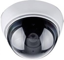 Maketa bezpeènostní kamery, na strop, LED dioda, 3 x AA, Solight 1D41