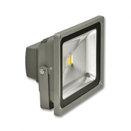 LED reflektor Ecolite 30W RLEDF02-30W/3500, COB, 3500K, IP65