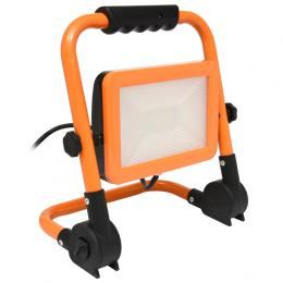 LED reflektor Ecolite WORK RMLED-30W/ORA, 4000K, 2100lm, IP44