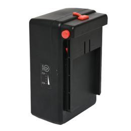 Náhradní lithiová baterie MATBAT-RC020 o kapacitì 4x2,2Ah (8,4V) k pøenosnému reflektoru RC020-20W/AKU
