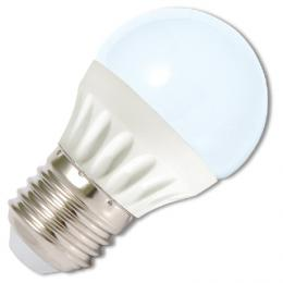 LED žárovka Ecolite LED5W-G45/E27/2700 SMD G45 Mini globe
