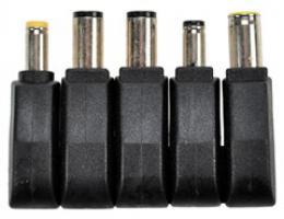 Solight sada doplòkových koncovek k sí�ovým adaptérùm DA32, DA33