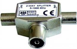 Anténní rozboèovaè hybridní pøímý, Solight UR02
