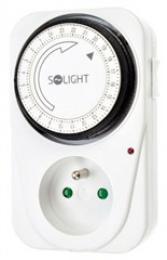 Solight èasový spínaè, 24 h., 1 režim