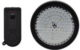 LED svìtélko s dálkovým ovládáním, 5 LED, 3x AA baterie, Solight WL95