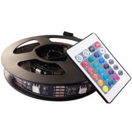 Stylový LED pásek s oznaèením DX-LEDTV-RGB, SMD TV