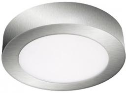Greenlux LED120 FENIX-R matt chrome 24W WW, GXDW095