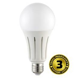 Solight LED žárovka, klasický tvar, 24W, E27, 3000K, 270°, 2050lm, WZ522