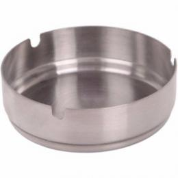 Popelník chrom nerezová ocel 10 cm Gastro