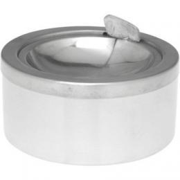 Popelník venkovní proti do vìtru 11,5 cm nerez Contacto, Gastro