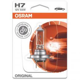 OSRAM H7 ORIGINAL 64210 55W 12V PX26d blistr