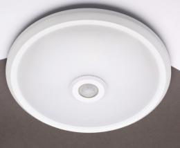 LED svítidlo s IR senzorem FULGUR DARINA LED 12W, 800lm, IP20