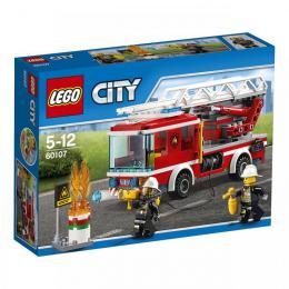 Hasièské auto s žebøíkem LEGO City 60107