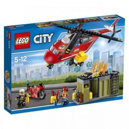 Hasièská zásahová jednotka LEGO 60108