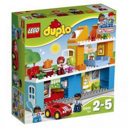 Rodinný dùm LEGO 10835