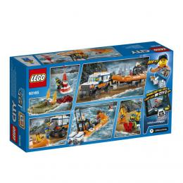 Vozidlo zásahové jednotky 4x4 LEGO 60165