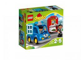 Policejní hlídka LEGO 10809