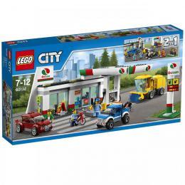 Benzínová stanice LEGO City 60132