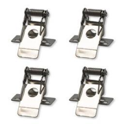 Solight montážní klipy pro instalaci LED panelù o rozmìru 595x595mm do podhledù, 4ks, WO903