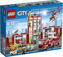 Hasièská stanice LEGO City 60110