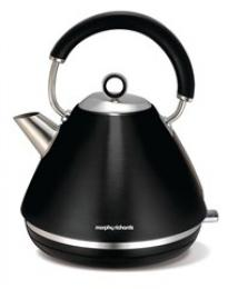 Morphy Richards konvice Accents retro Black, MR-102002
