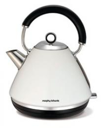 Morphy Richards konvice Accents retro White, MR-102005
