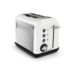 Morphy Richards topinkovaè Accents White 2S, MR-222012