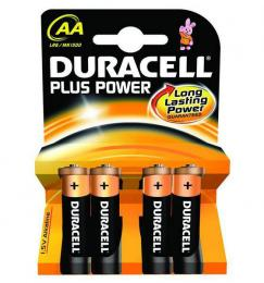 Duracell AA LR6/MN1500 baterie Longer Lasting Power - 4 ks blistr