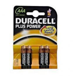 Duracell AAA LR03/MN2400 baterie Longer Lasting Power - 4 ks blistr