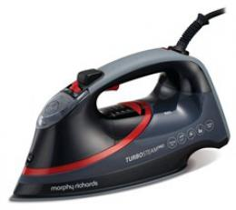 Morphy Richards žehlièka Turbo Steam Pro Black, MR-303106