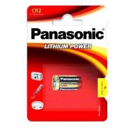Panasonic CR2 Lithium Power, 1 ks blistr