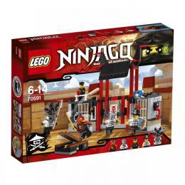 Útìk z vìzení Kryptarium LEGO Ninjago 2270591 - zvìtšit obrázek