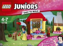 Snìhurèina chaloupka v lese LEGO Juniors 2210738