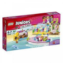 Andrea a Stephanie na dovolené na pláži LEGO Juniors 2210747