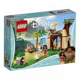 Moana s Island Adventure LEGO Disney 2241149